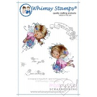 Wee stamps - Flower Fairies