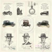 **Pion Design - Mister Tom´s Treasures - Images from the past