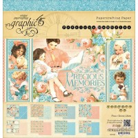 **Graphic 45 - 12 x 12 inch - Precious Memories