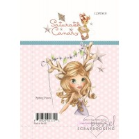 Clear stamps - Saturated Canary - Spring Fawn