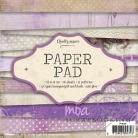 *Studio Light - Paper Pad -15 x 15 cm - 36 ark -