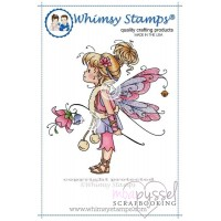 Wee Stamps-Mountain Lily