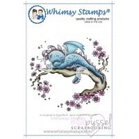 Wee stamps-Dreamy Dragon