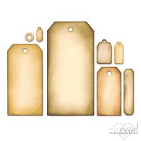 Sizzix - Tag Collection - Framelits