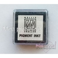 Nellie Snellen - Mini Ink pads - Vit