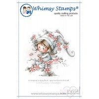 Wee stamps - Garden Gnome