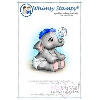 Whimsy stamps - Chrissy Armstrong - Baby Boy Ellie