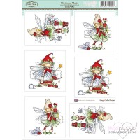 **Toppers a la Hobby House - Sugar Nellie Designs - Christmas Magic