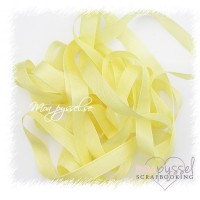 Seam binding-bright yellow
