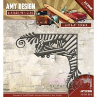 Amy design - Vintage Vehicles - ADD1009