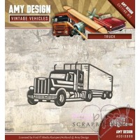 Amy design - Vintage Vehicles - ADD10099