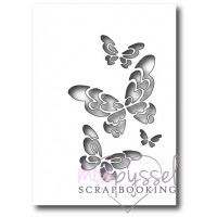 Dies - Poppystamps - Bellina Butterfly Collage
