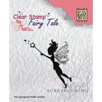 Nellie Snellen - Clear stamp - Fairy Tale