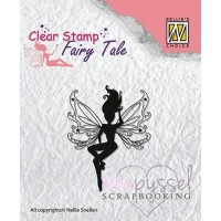 Nellie Snellen - Clear stamp - Fairy Tale - 3