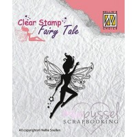 Nellie Snellen - Clear stamp - Fairy Tale - 4