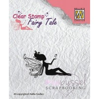 Nellie Snellen - Clear stamp - Fairy Tale - 5