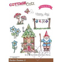 Cottage Cutz - Garden Gnomes 2