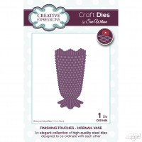 Dies - Sue Wilson - Creative Expressions - Hobnail Vase