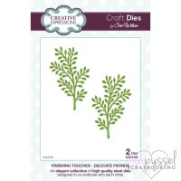 Dies - Sue Wilson - Creative Expressions - Delicate Fronds - ced1426