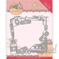 Yvonne Creations - Get well soon - Get well frame