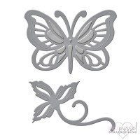Spellbinders - Brilliant Butterfly
