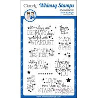 Whimsy stamps - Shine Bright