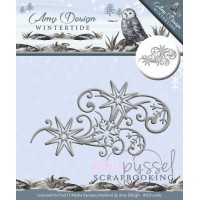 Amy Design - Wintertide - Ice Swirl - ADD10082