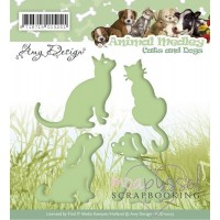 Amy Design - Cats and dogs - ADD10023