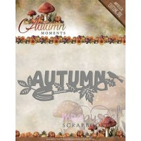 Dies - Amy design - Autumn Moments - Autumn text