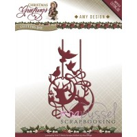 Amy Design - Christmas Greetings - Reindeer Ornament ADD10069
