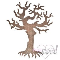Dies - Cheery Lynn Design - Spooky Tree B191