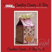 Dies - Crealies - Create a Box - 06