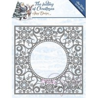 Amy Design - The feeling of Christmas - Ice Crystal Frame