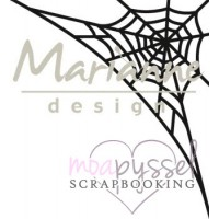 Dies - MD - Silver Selection - Spiderweb - CR1422