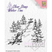 Nellie Snellen - Winter Time - Sledge Fun WT003