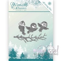 Jeanine´s Art - Winter birds