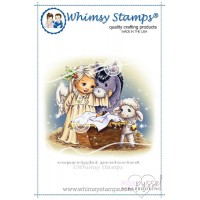 Whimsy stamps - Chrissy Armstrong - The Infant King