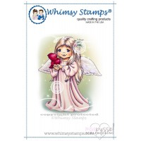 Whimsy stamps - Chrissy Armstrong - Little Christmas Angel