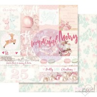 Prima Marketing - Santa Baby Collection - Pretty little Christmas