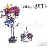 Stamping Bella - Birthday Queen - eb694