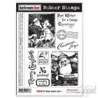 Darkromm door - Rubber stamps - Dear Santa vol 1