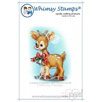 Whimsy stamps - Chrissy Armstrong - Christmas Deer