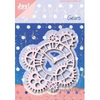 Dies - Joy - Gears - 6002/0634 - steampunk