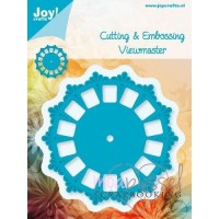 Dies - Joy - Noor design - Doily - 6002/0478