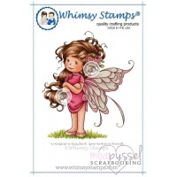 Wee stamps - Summer Fairy