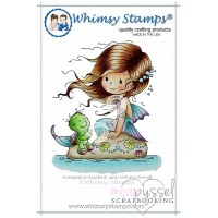 Wee stamps - Shelley