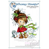 Wee stamps - Winter Friends