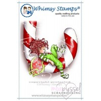 Whimsy stamps - Christmas Dreaming - C1053