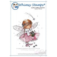 Whimsy stamps - Anna the Fairy - MF119