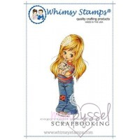 Whimsy stamps - Teddy Bear Hugs